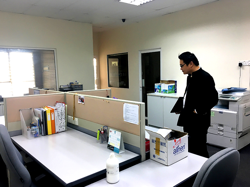 Commercial Feng Shui Service